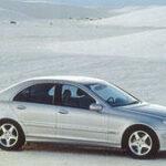 Mercedes C270 CDI año 2001