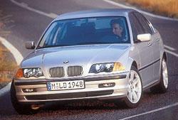 BMW 320 D año 2001