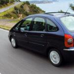 Citroën Xsara Picasso año 2004 trasera
