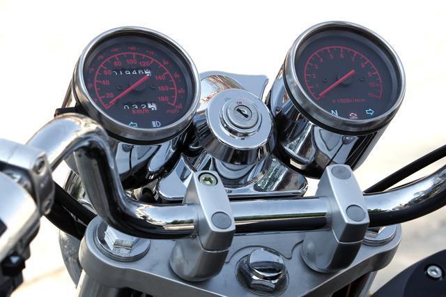 Daelim Daystar VL 125 Z FI Plus: prueba a fondo - Formulamoto