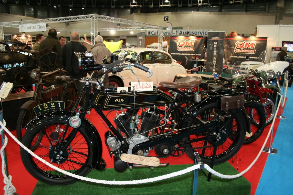 Moto Guzzi celebrará su centenario en Retromóvil Madrid 2021