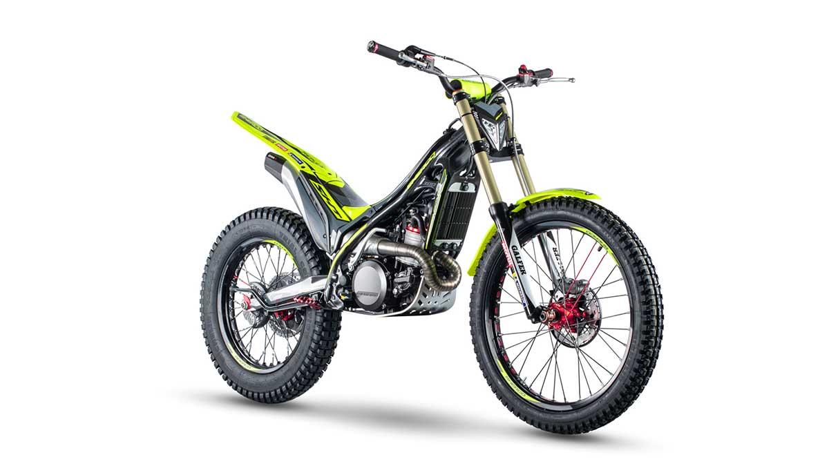 Sherco Fajardo Special Edition: la moto de trial definitiva