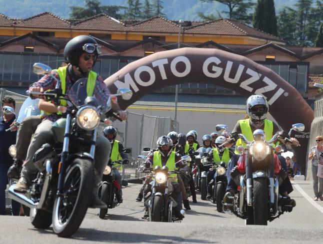 04 moto guzzi open house