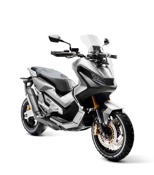 Honda Scooter Concept City Adventure 2016