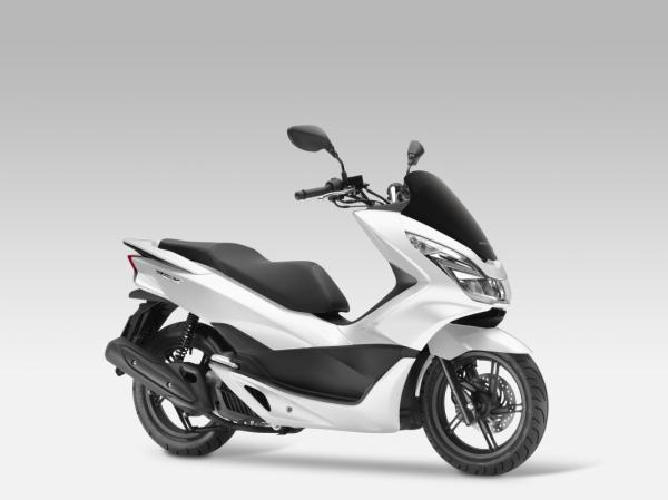 Honda presenta la tercera generación de su PCX 125