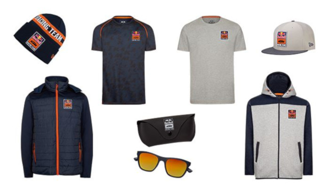 2019 red bull ktm lifestyle collection