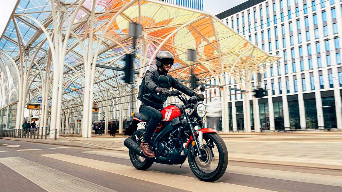 Nueva Yamaha XSR125: el concepto 'Faster Sons' llega al octavo de litro