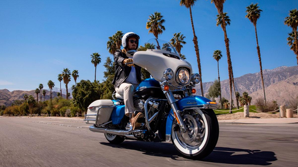 Nueva Harley-Davidson Icons Collection: oda a la motocicleta estadounidense