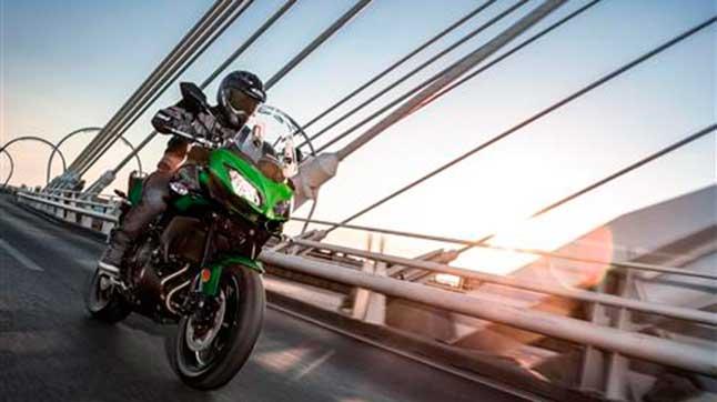 Kawasaki presenta dos nuevas versiones de la Versys 650