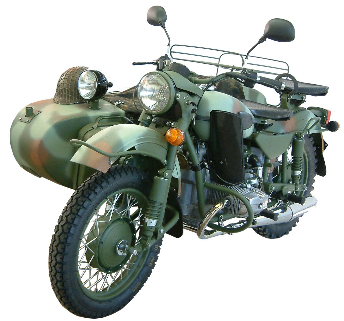 Ural Ranger/Sportsman/Retro/Tourist/Octubre Rojo (12.300-/11.610-/12.900-/10.835-/n.d.)