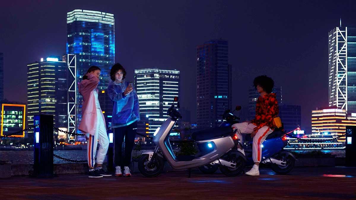 NIU cierra abril como la marca de motos eléctricas más vendida