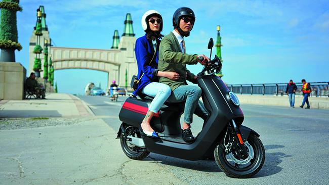 NIU NGT: el Smart eScooter