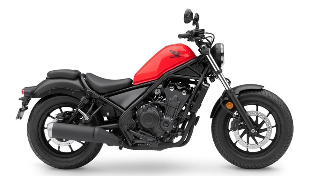 honda cmx-500-rebel