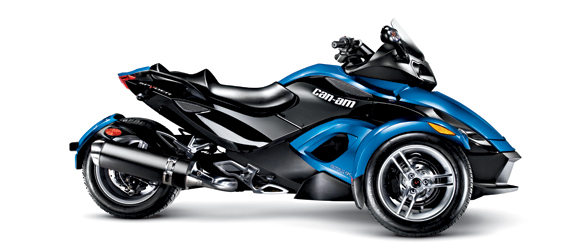 Can-Am Spyder RS/RS-S/RT-S (18.959-/19.499-/22.389 -)