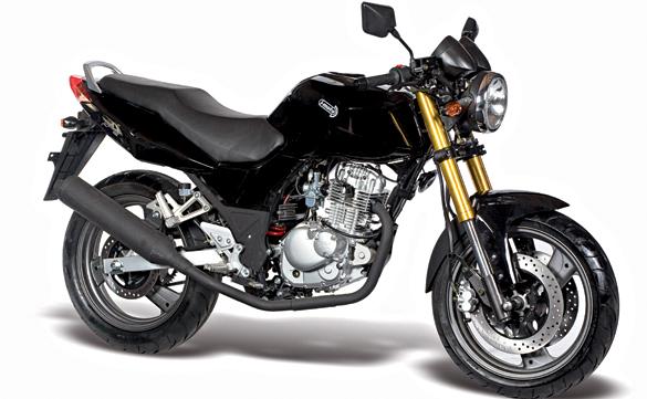 I-Moto Strada 125 (2.160 -)