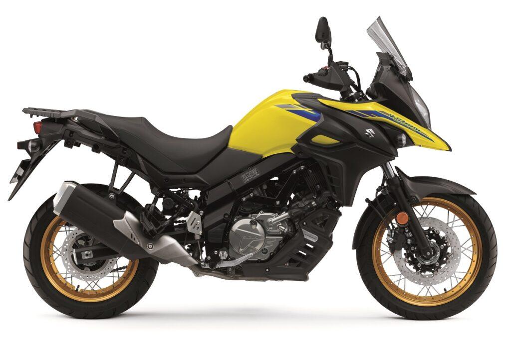 Suzuki V Strom 650 2021 2