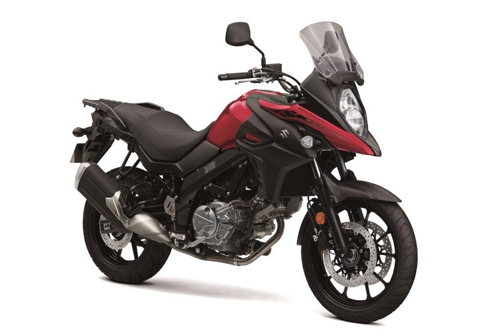 Suzuki V Strom 650 2021 4