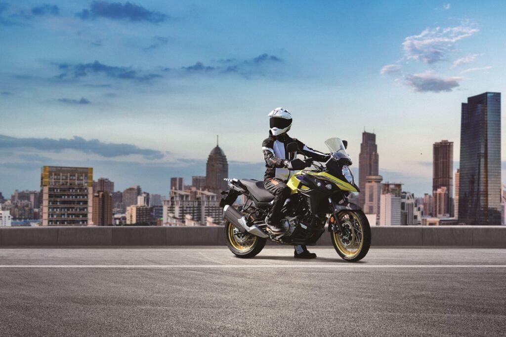 Suzuki V Strom 650 2021 1