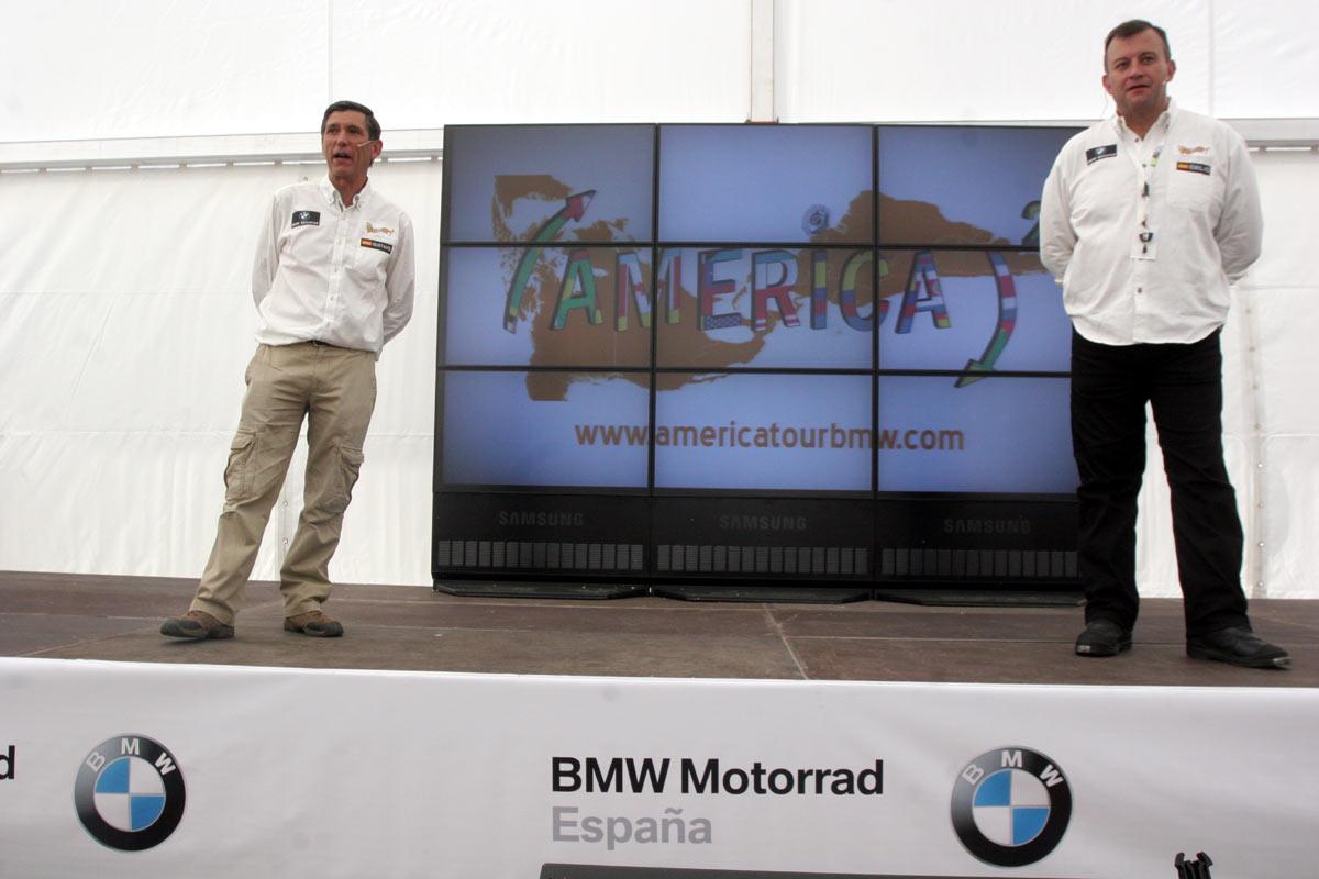 América Tour BMW: abierto el periodo de inscripciones