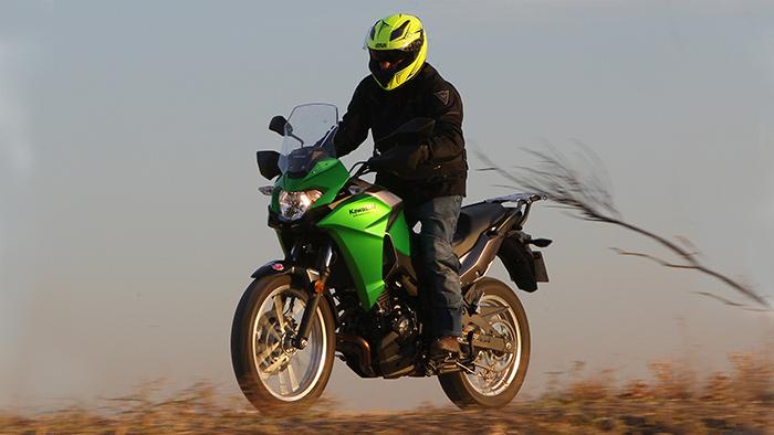 Las motos trail para el carnet A2 por menos de 7.000 euros