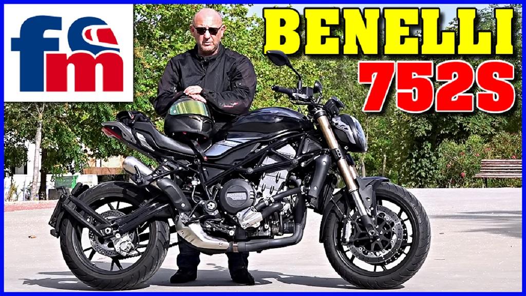 (Vídeo) Benelli 752 S: Prueba