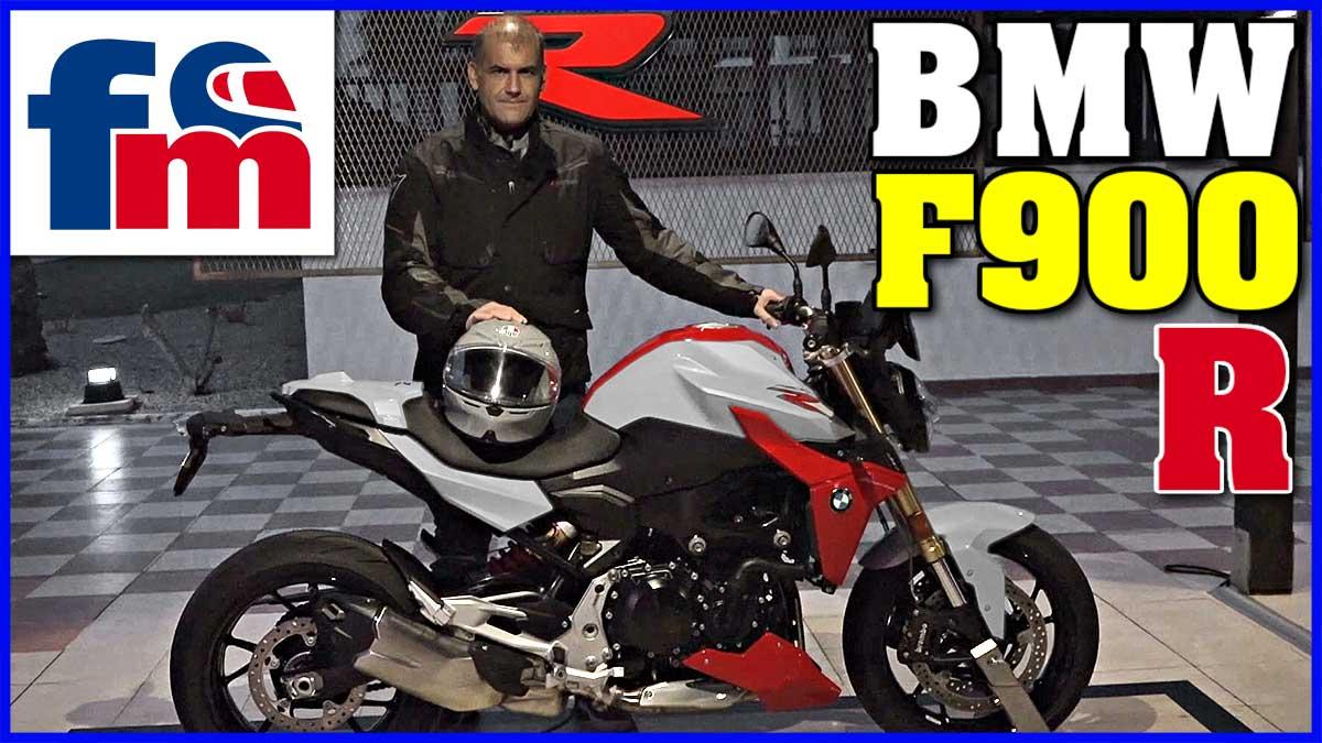 bmw f900 r