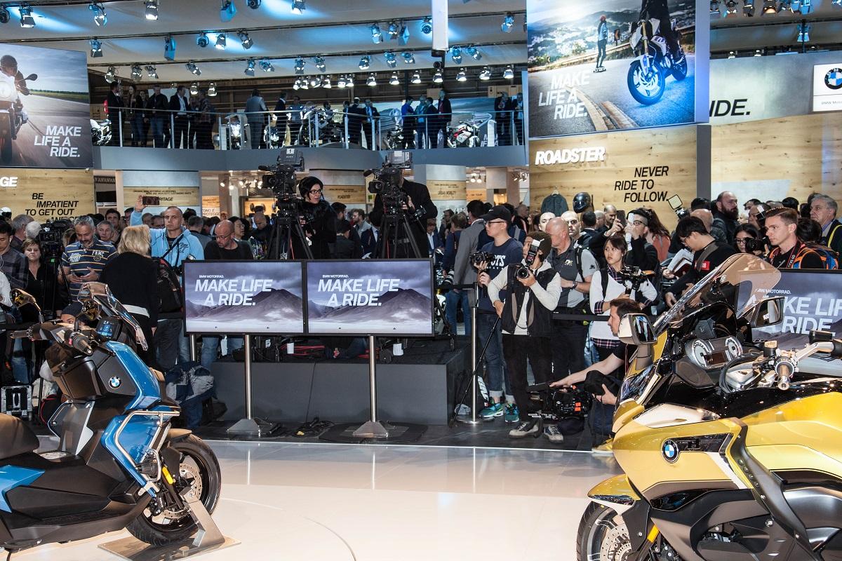 BMW Motorrad abandona los salones de Milán y Colonia