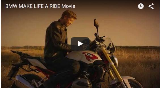 BMW presenta la película `Make life a ride´