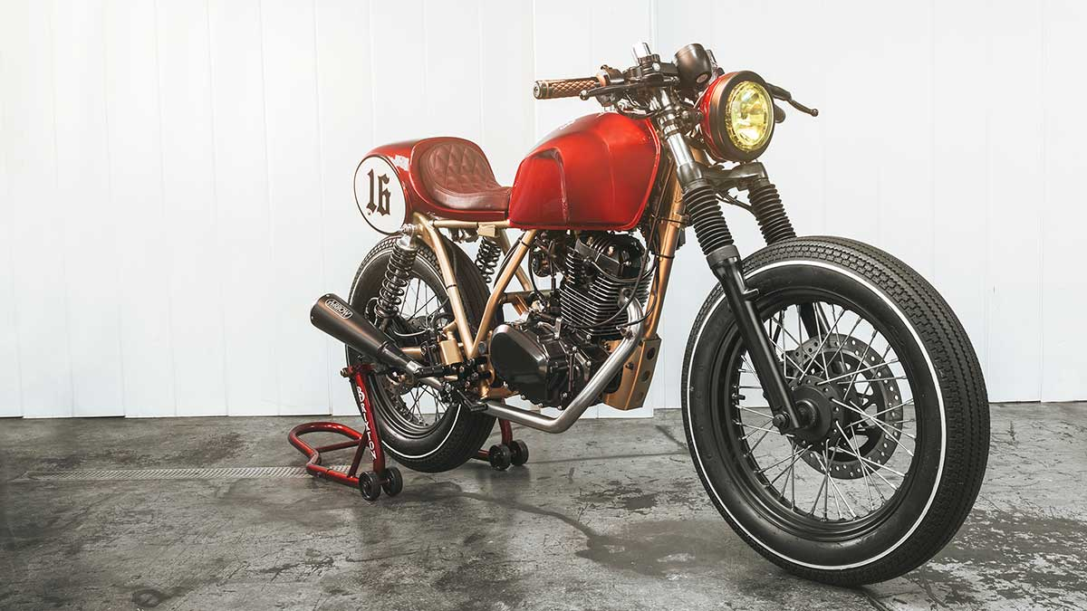 Brixton lanza un concurso de personalización de motos