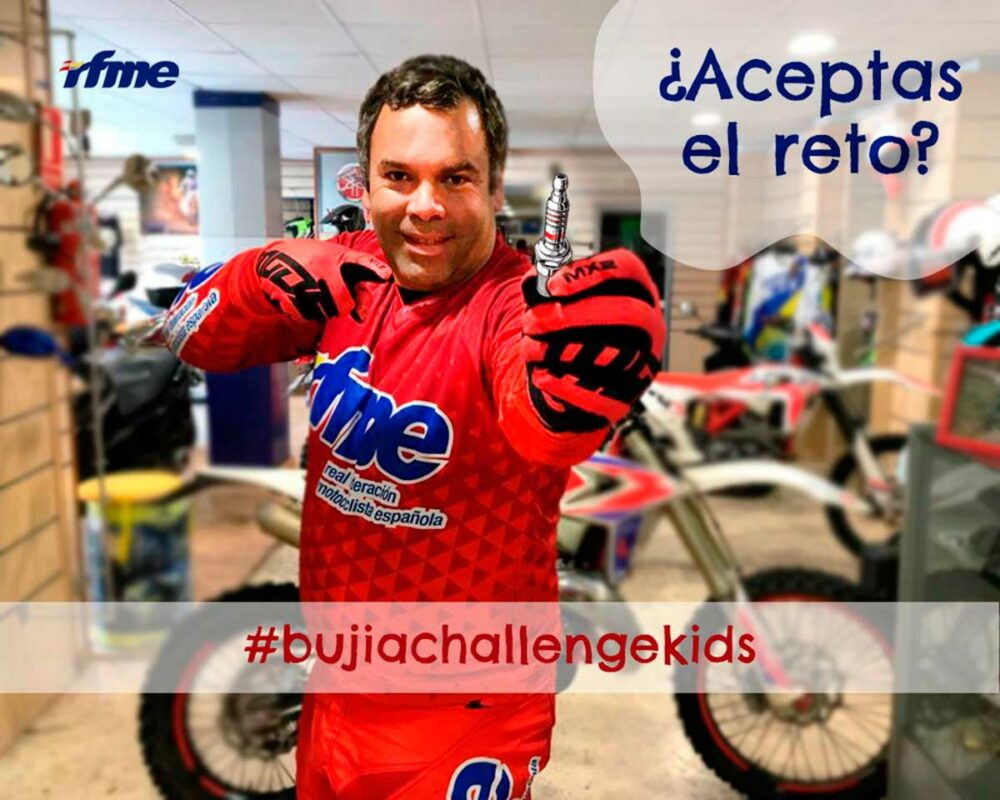 bujia challenge kids