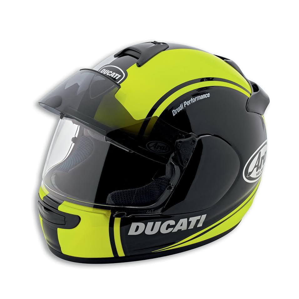 Nuevo equipamiento de máxima visibilidad para el motorista de Ducati