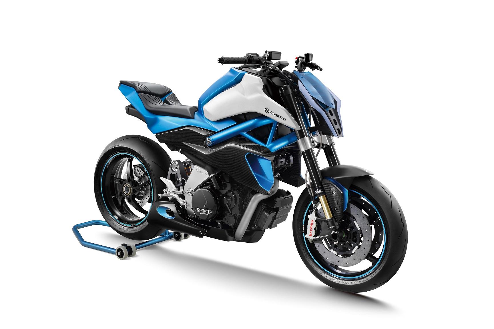 CFMoto fabricará motos KTM en China