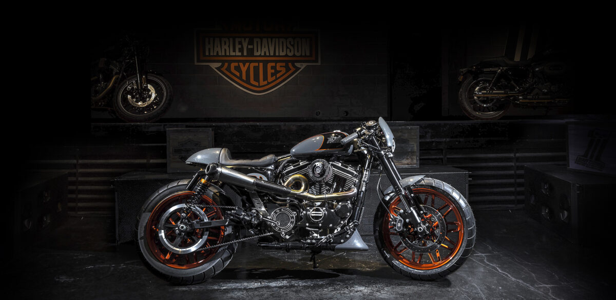 custom king 2017harley davidson perugia italiabombtrack