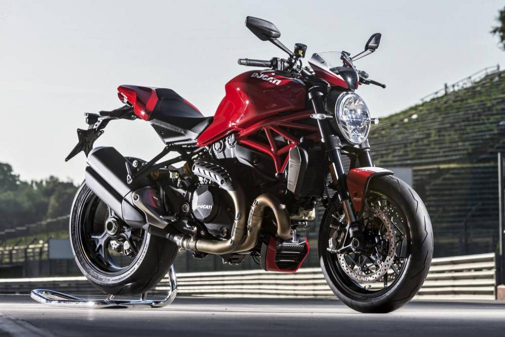 Ducati Monster 1200 R 2016 presentada