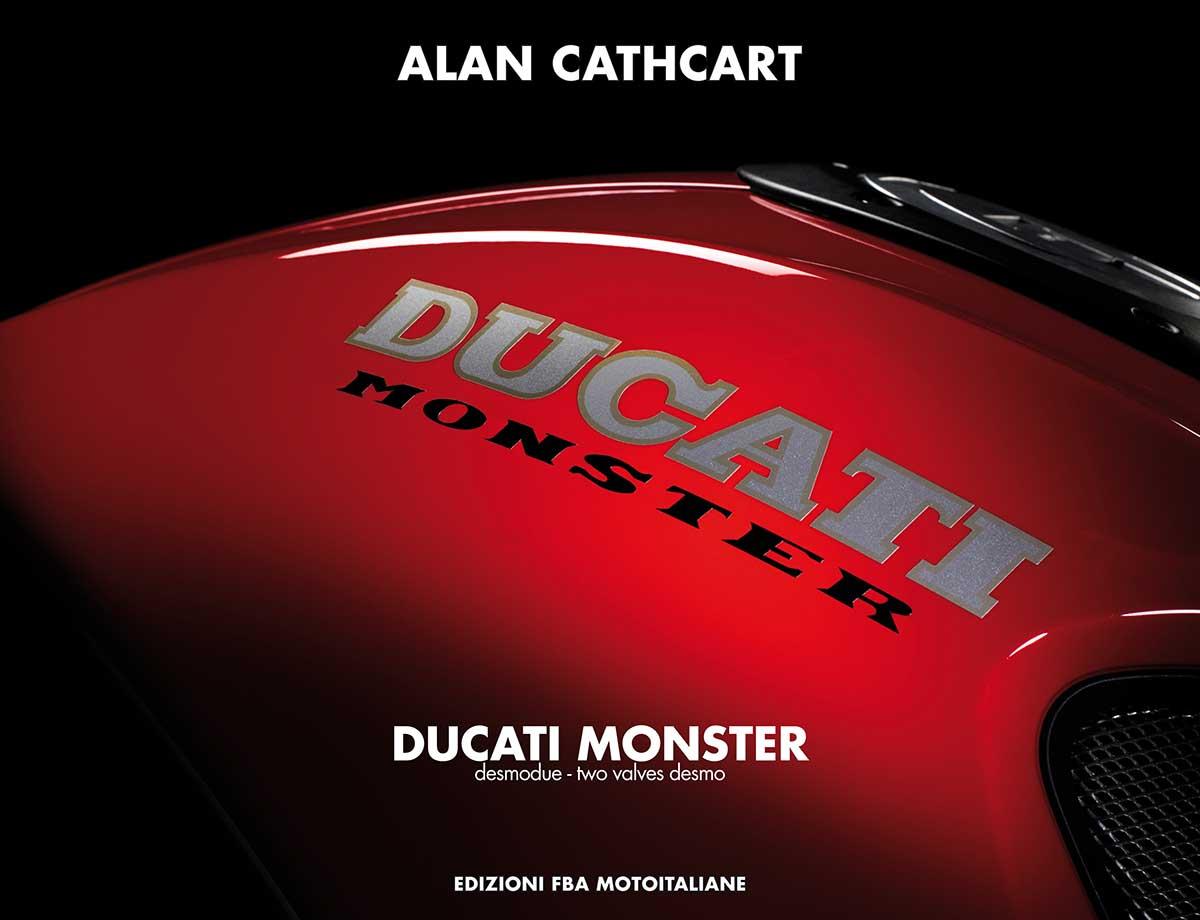 ducati monster book cover