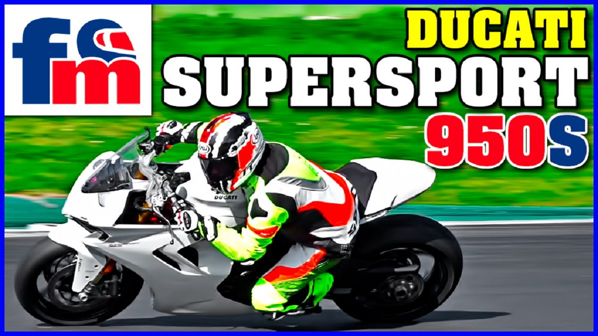 ducati supersport 950s