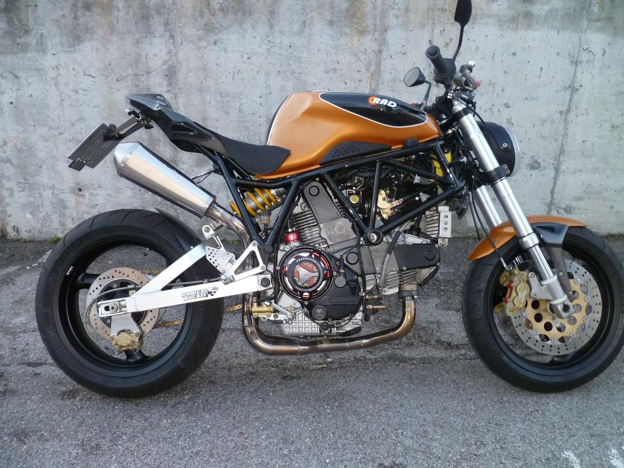 Ducati SS 750 1998 «Matador»