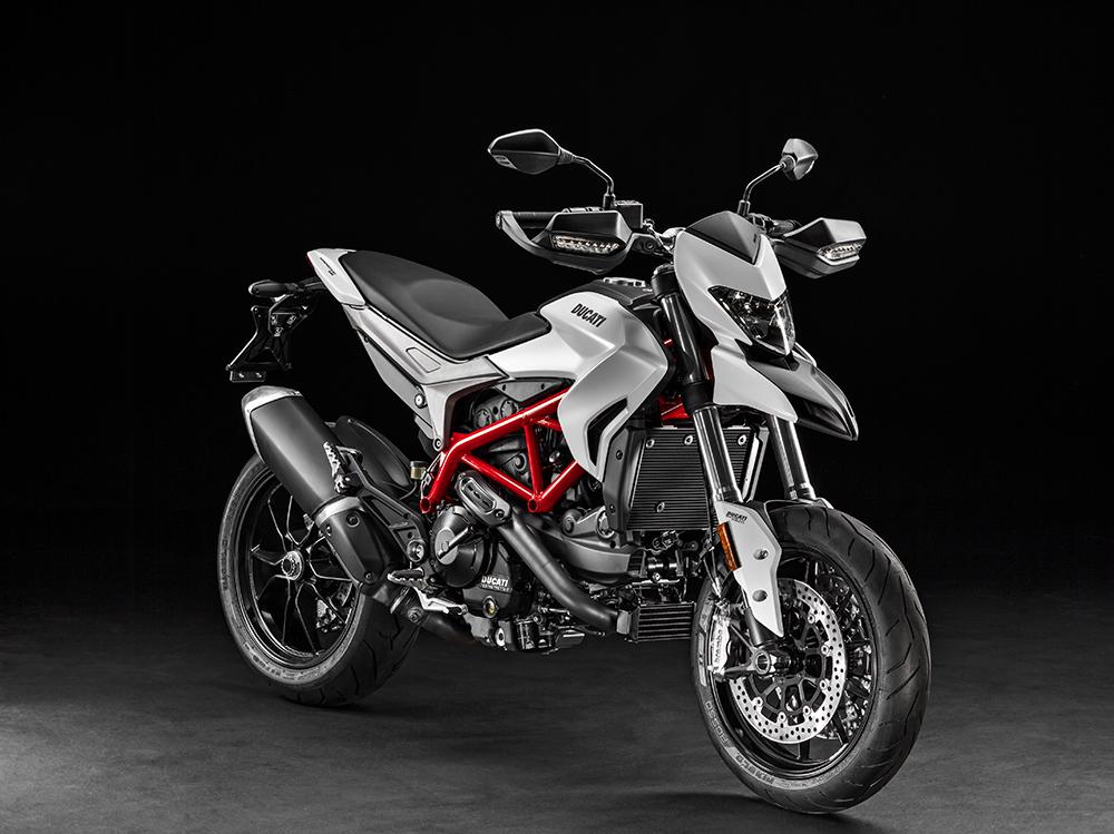 Ducati Hypermotard 939 y 939 S