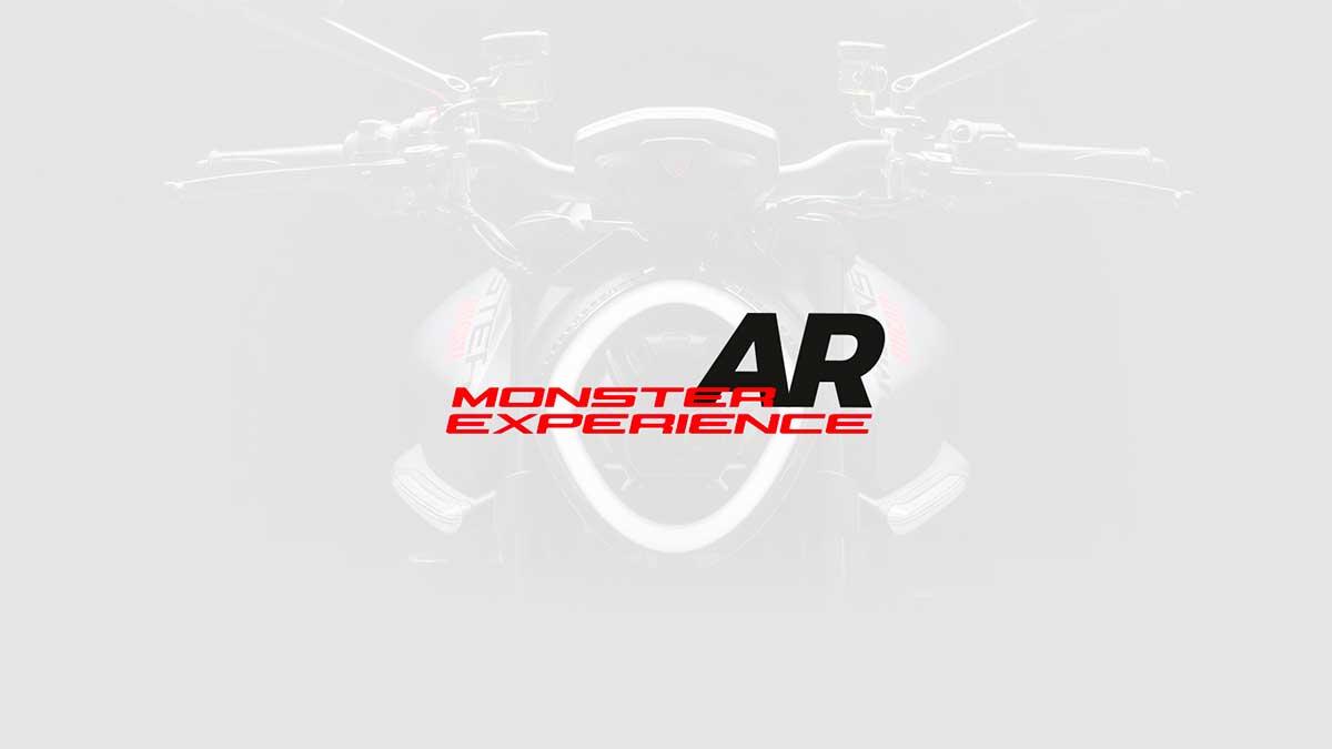 Monster Experience AR: disfruta la Monster en cualquier lugar gracias a la realidad aumentada