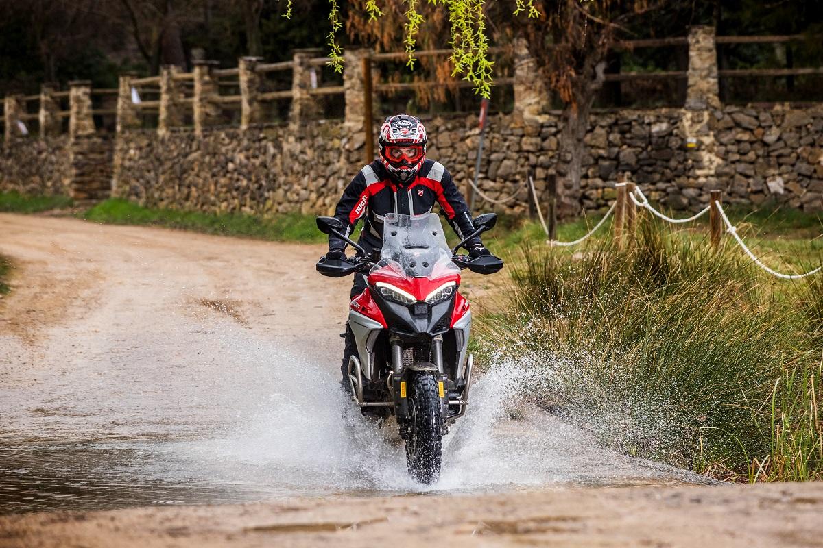 Prueba Ducati Multistrada V4: Más Multi, más <em>stradas</em>