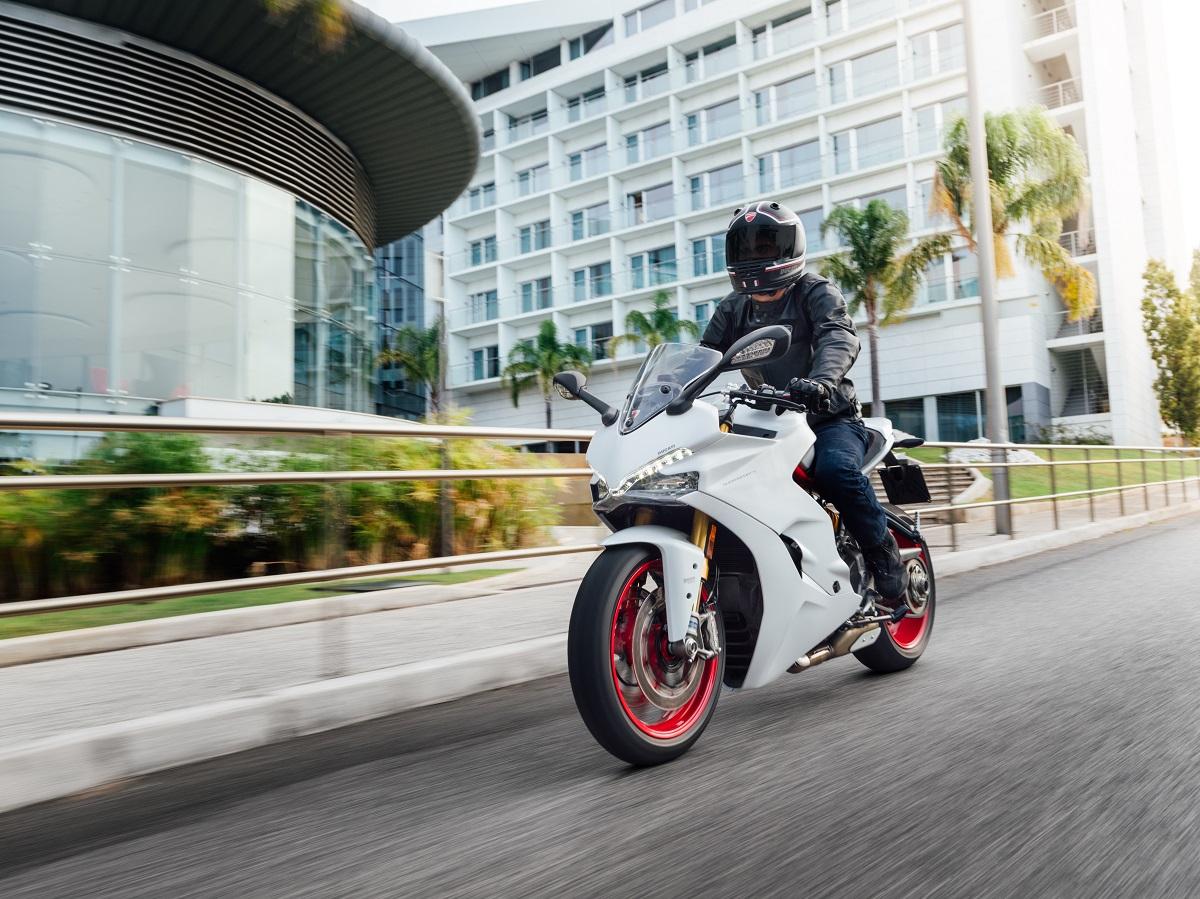 En agosto, cuatro años de garantía en todas las Ducati y Scrambler Ducati