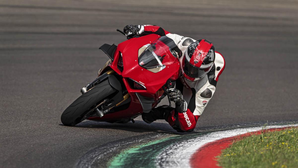Ducati te explica en vídeo cómo afinar tu Panigale V4