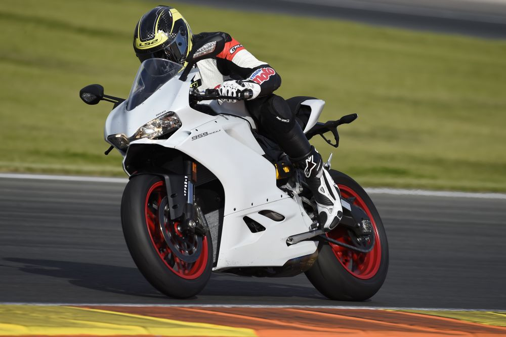 Prueba Ducati 959 Panigale
