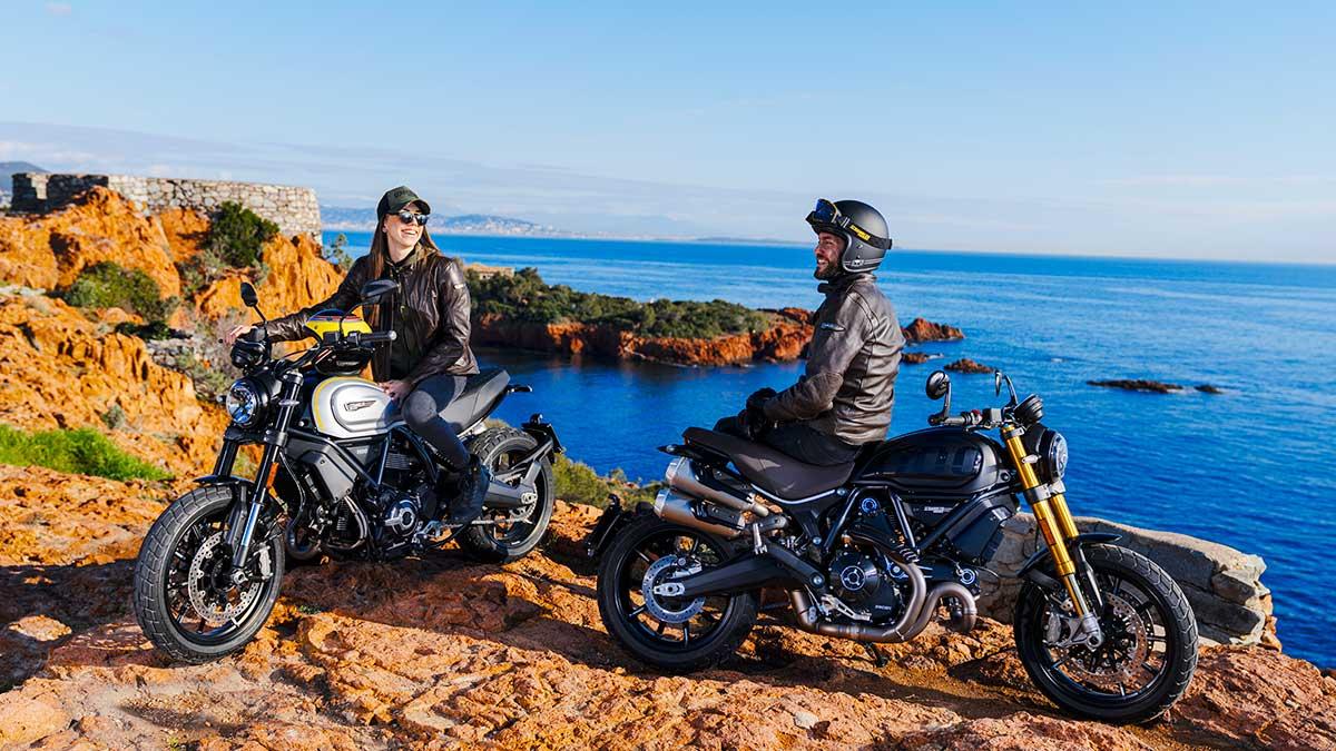 Reserva una Ducati de más de 850cc y consigue condiciones especiales