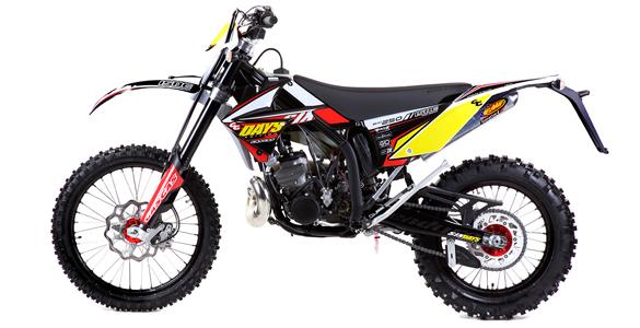 Gas Gas EC125/200/250/300/Six Days Edit./Racing (De 5.750- a 6.699-)