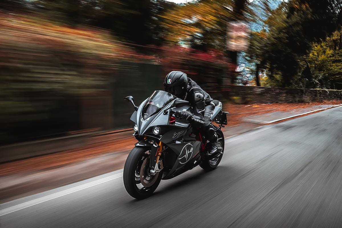 Energica comercializará sus motos eléctricas de forma oficial en España