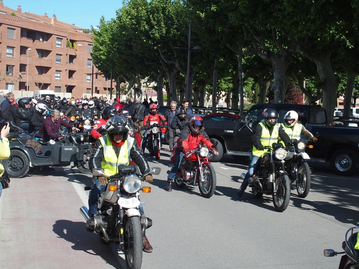 27º Encuentro de motos clásicas Ciudad de Mollerussa