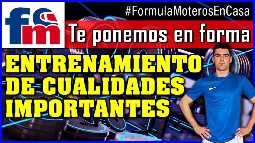 formula moto te pone en forma entrenamiento de cualidades importantes
