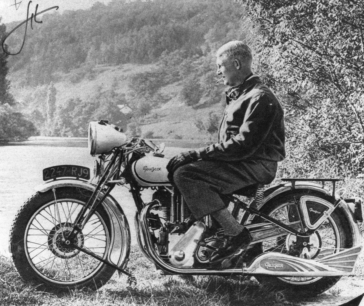 Peugeot: la marca de motos más antigua del mundo