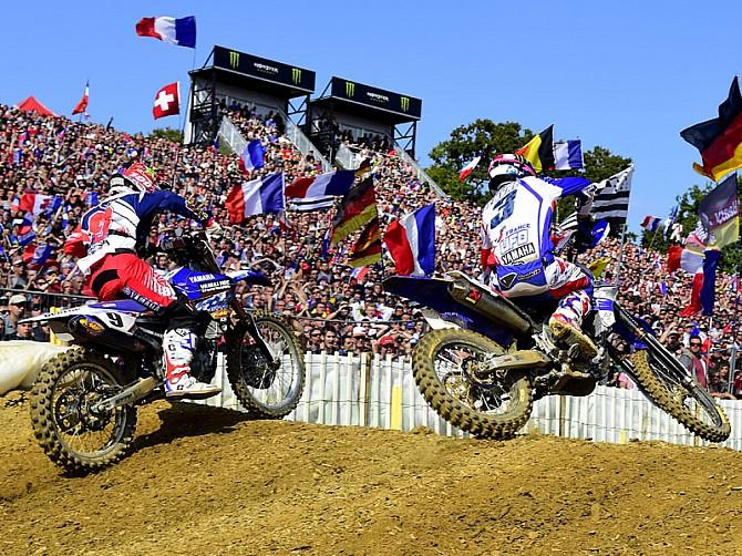Francia conquista el Motocross de las Naciones